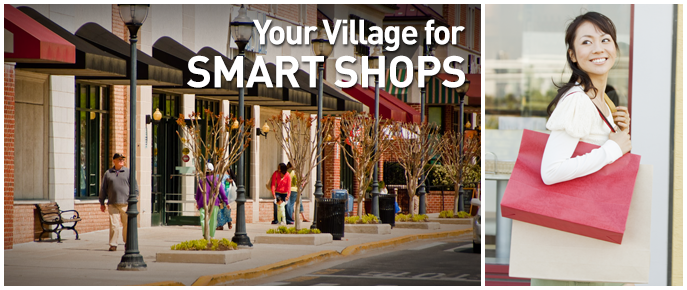 Your Village for SMART SHOPS