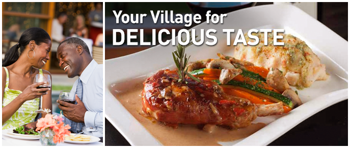 Your Village for DELICIOUS TASTE